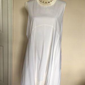 🌴Summer white dress Sz 14/XL 🌴